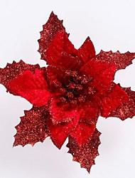 christmas tree simulation de décoration fleur