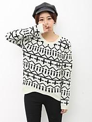 navidad suéter suéter de los géneros de punto skrmoto®women