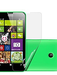 High Definition Screen Protector for Nokia Lumia 630/635