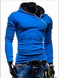 достичь мужской прохладный балахон тепловой вниз пальто