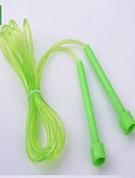 Fashion High Quality Handle Ajustable Skipping Rope Spot Random Color
