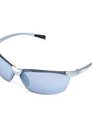 Sunglasses Men / Women / Unisex's Classic / Sports / Fashion Wrap Silver Sunglasses / Sports Half-Rim