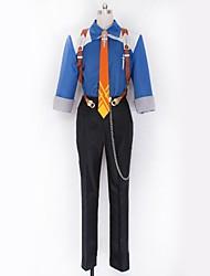 inspiré par les récits de Xillia Ludger zal Kresnik costumes de cosplay