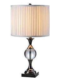 metal de la pintura moderna decoración de cristal lámpara de mesa eidehi®
