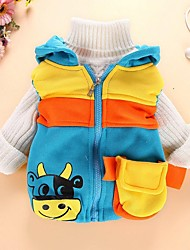Boy's Cotton Vest , Winter/Spring/Fall Sleeveless