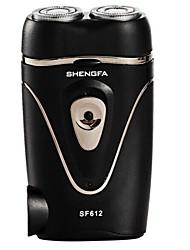 Shengfa® SF612 Electric Shaver Double Floating Shaver (US Plug)
