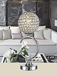 mesa de cristal de escritorio de cristal K9 lámpara lámparas salón oficina mini luces de mesa