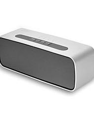 neue Design-er-x02 tragbaren Metallgehäuse umgebenden Klangtreue Mini-Lautsprecher