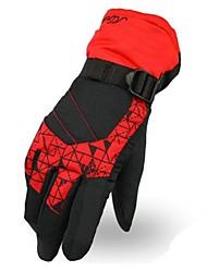 vrouwen hoge kwaliteit fashion warm houden ski handschoenen