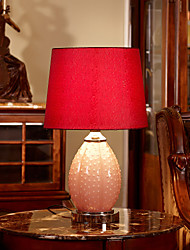 Table Lamp Rural Style Glass