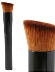 Perfect Multipurpose Angled Foundation Brush With Gift Brush Protector