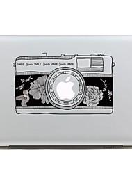 skinat abnehmbaren schönen alten Schwarz-Weiß-Kamera Tablet und Laptop-Computer Sticker für MacBook Air 11.205 * 270mm
