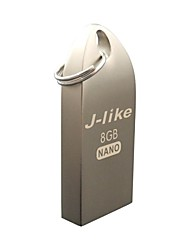 j-like® zinynano 8gb USB2.0 lecteur flash Pen Drive