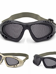 Cool Metal Mesh Goggle for Party and Outdoor Eye Protector