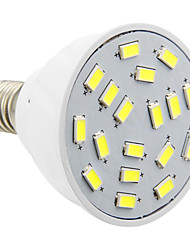 Spot LED Blanc Froid E14 18 SMD 5730 280 LM AC 100-240 V