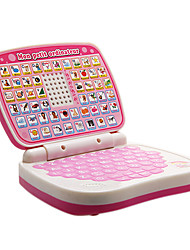French and English Language Children Laptop Educational Musical Toys