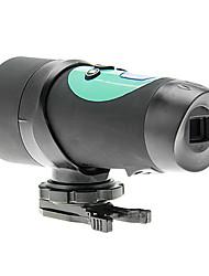 hd 720p 30fps wasserdichte Outdoor-Sport-Fahrradhelm Aktion Camcorder FPV Kamera