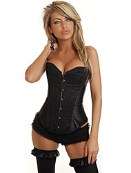 N&S Women's Vintage-Inspired Sexy Corset