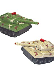 I-control Bluetooth Combating Mini Tank for iPhone, iPad and Android iS601 2pcs