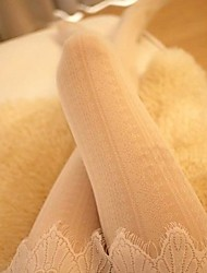 Hosiery Party/Casual Matching Leisure Lace Jacquard Pantyhose(More Colors)