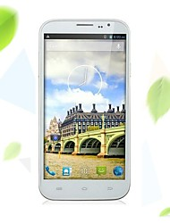 "VK Q6000 6.0 "" Android 4.2 3G Smartphone (Dual SIM Quad Core 12 MP 2GB + 32 GB Black / White)"