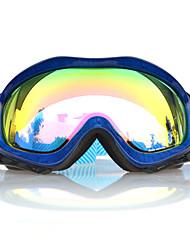 Anti-Fog TPU Retro Ski Goggles