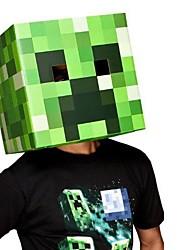 """Minecraft 12 """"máscara de disfraz enredadera cabeza exclusiva"""