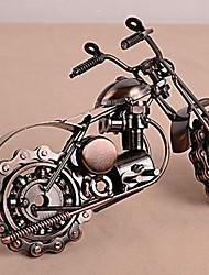 Household Iron Gearwheel Motorcycle Model