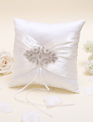 Pearl Gemstone Ring Pillow