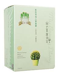 My Beauty Diary  Mexico Cactus Mask 10pcs