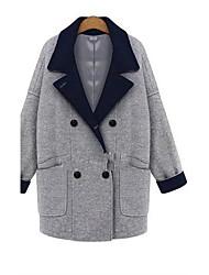 TNL donne in Europa e l'ultima cappotto invernale moda
