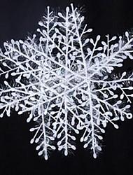 15cm Christmas Decorated Snow 6pcs