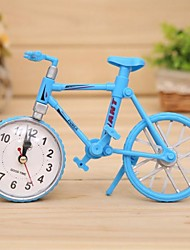 Fashion Decoration Bicycle Model Alarm Clock