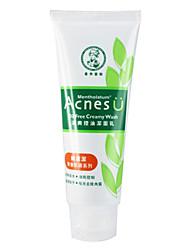 Mentholatum Acnes AcnesÜ Oil Free Creamy Wash  100g