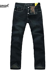 Men's Jeans , Casual/Work Pure Polyester
