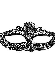 mistério meninas laço preto máscara mascarada