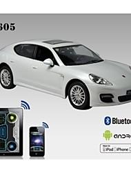 i-contrôle agréé voiture bluetooth Porsche pour iPhone, iPad et Android is605