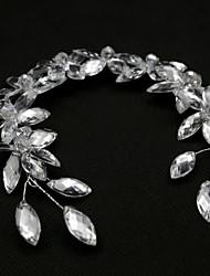Women's Rhinestone/Alloy Headpiece - Wedding/Special Occasion Headbands