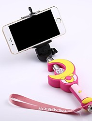 Sailor Moon Transformation Wand Silicon Bluetooth Self-timer Lever (for Iphone and Samsung)