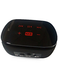 Mini Mobile Bluetooth Speaker for Smartphone and Tablets(Black)