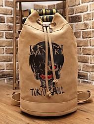 Bolsa Inspirado por Tokyo Ghoul Fantasias Anime Acessórios de Cosplay Bolsa Marrom Tela Masculino