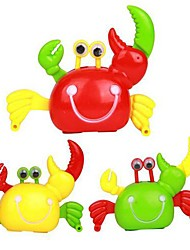 juguetes de cuerda de cangrejo (color al azar)