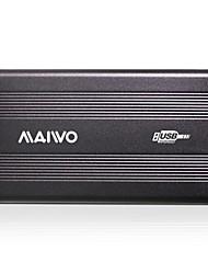 "MAIWO 2.5"" USB 2.0 SATA HDD Enclosure Hard Drive Case Black"