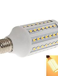 E26/E27 15 W 84pcs SMD 2835 1500lm LM Warm White Corn Bulbs AC 220-240 V