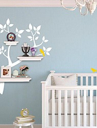 Wall Stickers Wall Decals, Modern Tree Branch PVC Wall Stickers