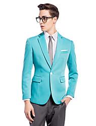 Slim Notch Jacket In Polyester