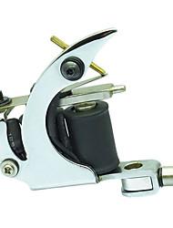 Bobina 1pc hierro fundido máquina de tatuaje de línea y sombreado
