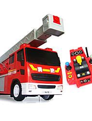 Goldlok 2367-01 grandi dimensioni rc auto fuoco elettrico lotta camion auto giocattolo di telecomando con il suono della luce