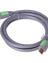 1.8M High Quality Male To Male HDMI TO HDMI Cable