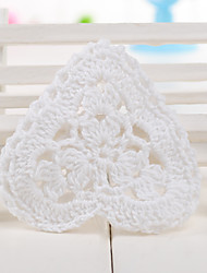 Wedding Decoration White Baby Favors(Set of 6)